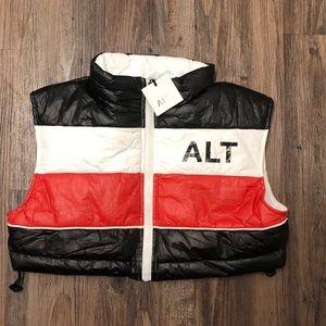 ALT Crop Vest